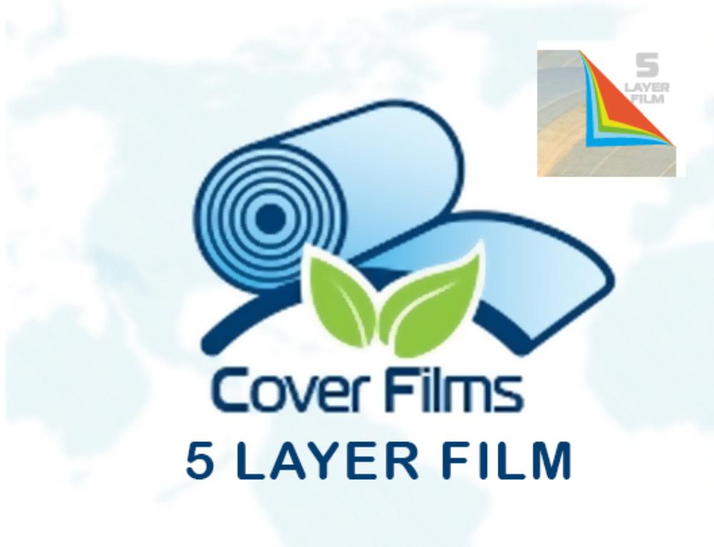 5 layer film